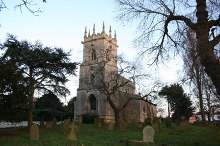 Fiskerton, St.Clement's church, Lincolnshire © Richard Croft